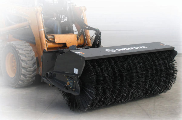 Skid Steer Sweeper Broom