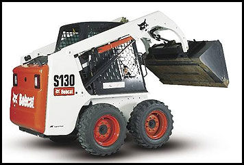 Bobcat S130 Skid Steer - Attachments - Specifications