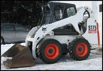 Bobcat S175 Skid Steer - Attachments - Specifications