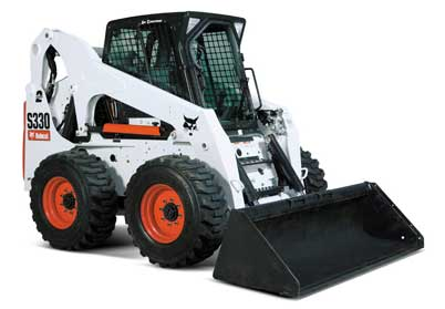 Bobcat S330 Skid Steer Attachments Specifications
