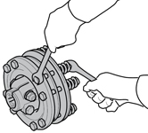 How to adjust a slip clutch