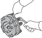 How to adjust a slip clutch
