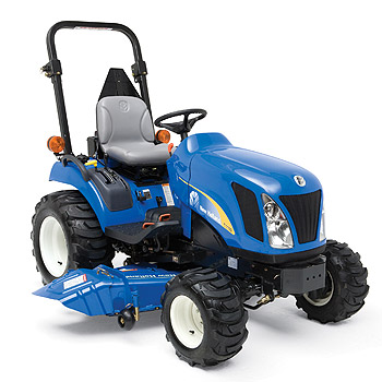 New Holland T1110 Tractor Gallery