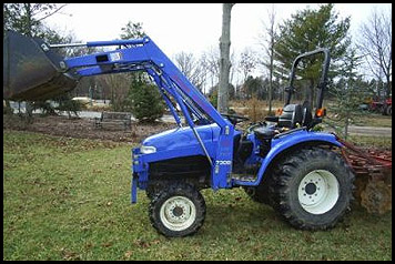 New Holland TC 25