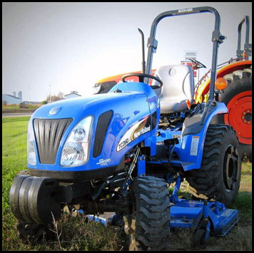New Holland TC 26DA