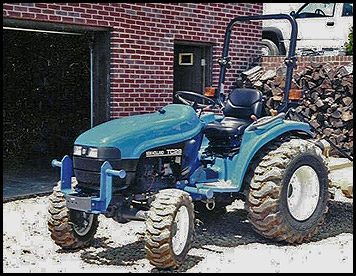 New Holland TC 29