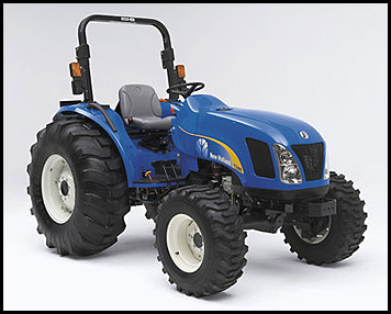 New Holland TC35