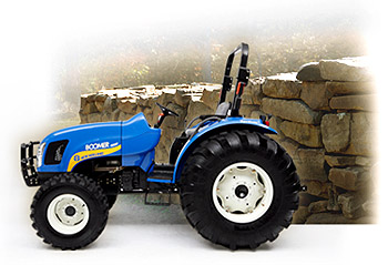 New Holland TC55