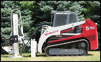 Takeuchi Tl150 Skid Steer Attachments Specifications