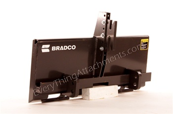 Bradco Universal Skid Steer Quick Attach To Tractor 3