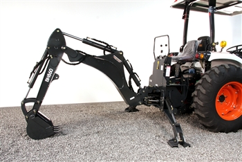 Everything Attachments 860 3 Point Tractor Backhoe