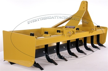 Everything Attachments Heavy Duty Box Blade Made In America