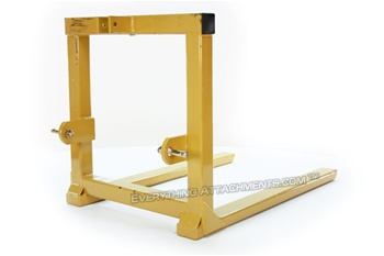 King Kutter Tractor 3 Point Hitch Pallet Mover Pallet Fork