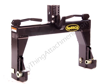 Tractor 3 Point Quick Hitch By Speeco For Quick Change Of
