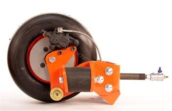 Tedbrakes Zero Turn Mower Front Brakes For Bad Boy Mowers